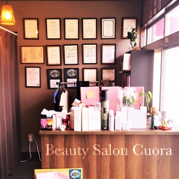 Beauty Salon Cuora紹介画像