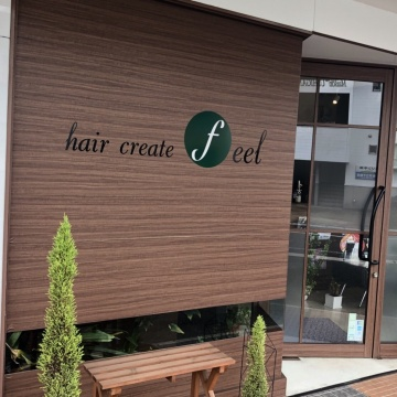 hair create feel